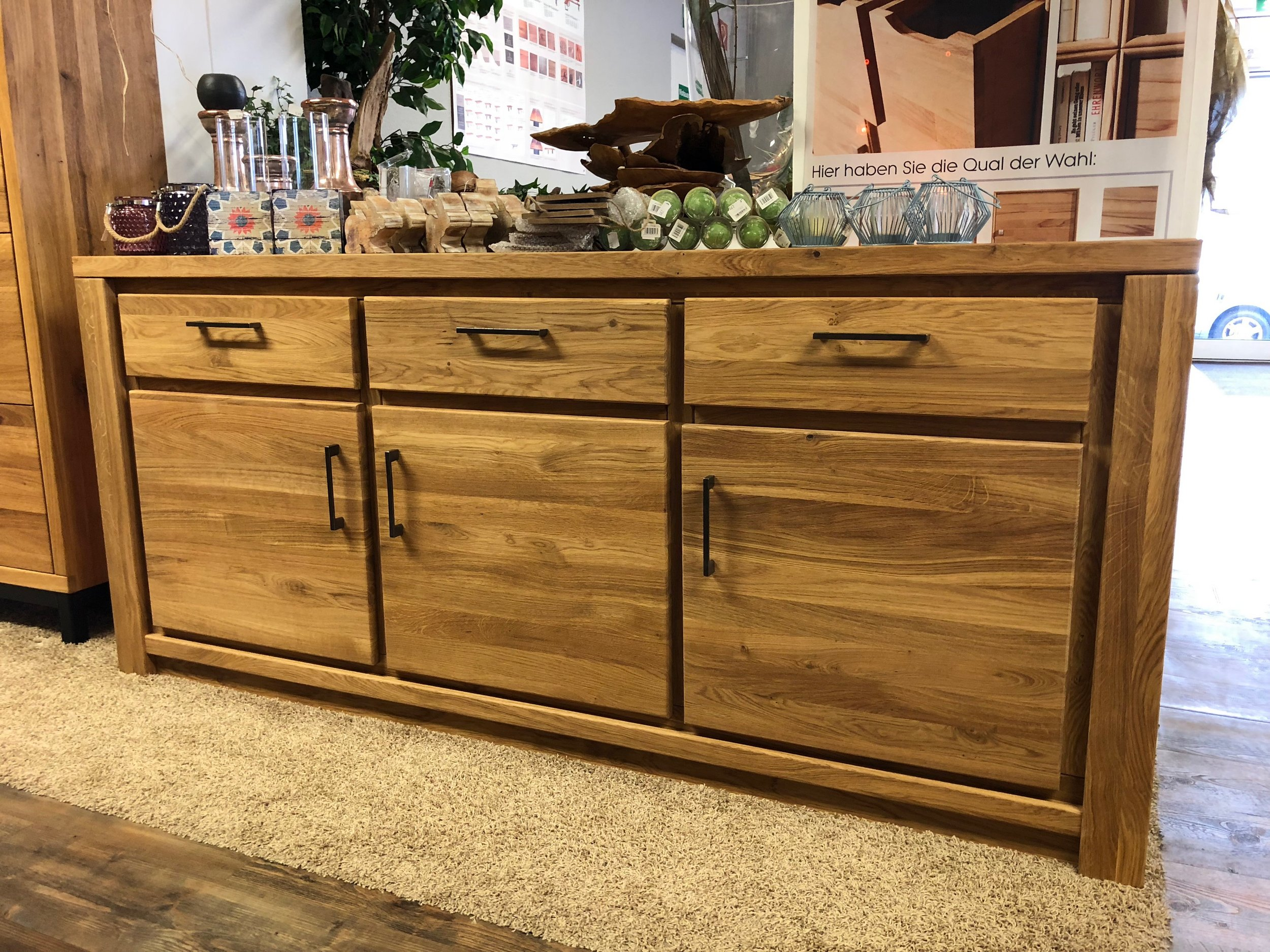 Sideboard Wildeiche